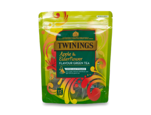 Twinings Loose Leaf Pyramid - Caramel Redbush